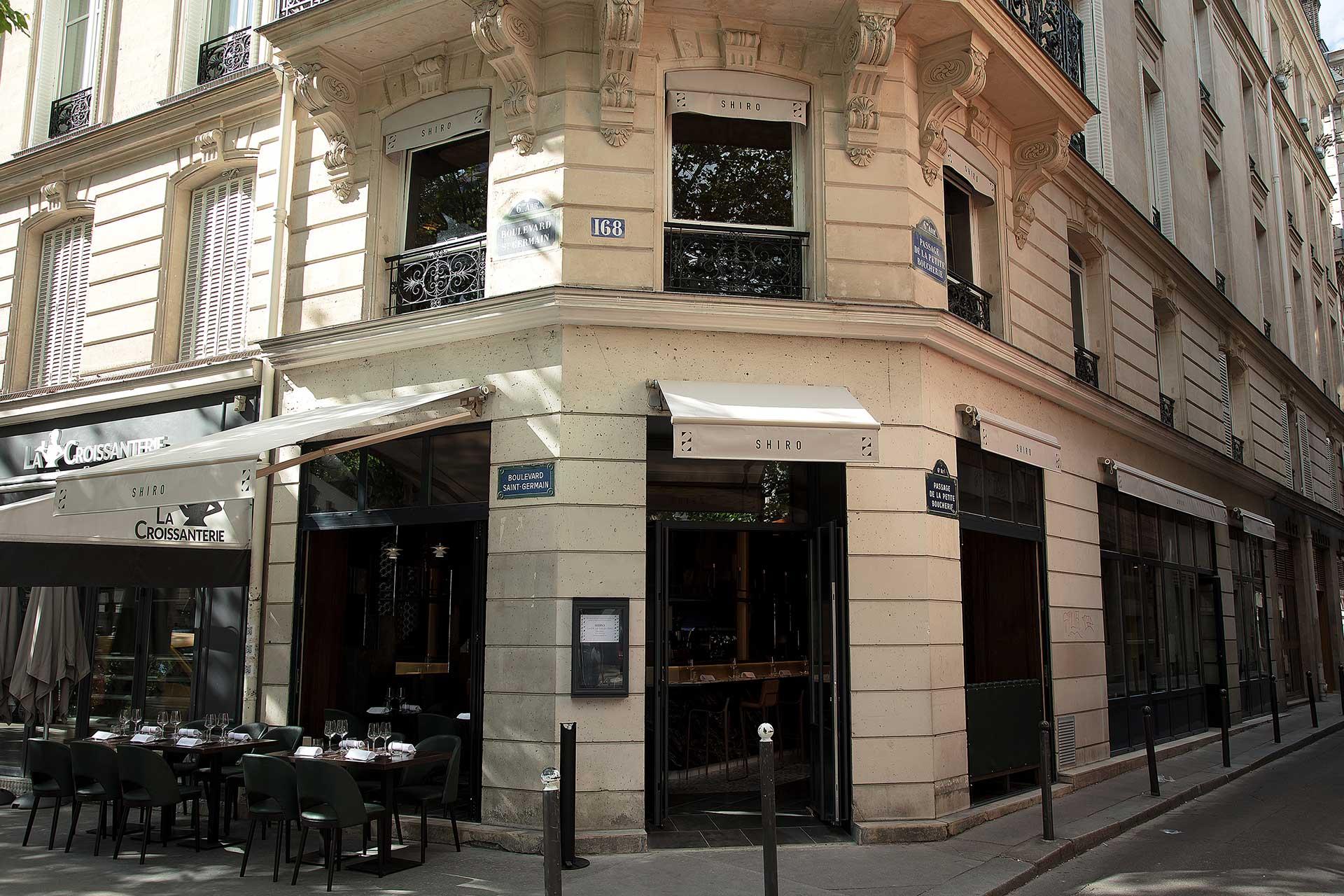 Le restaurant Français et Japonais le plus Fusion de Paris
